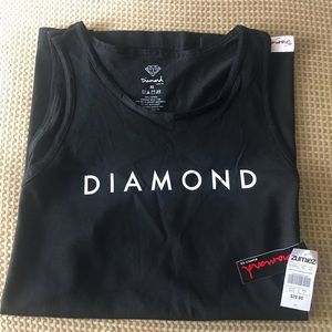 "Men's Black Diamond ""98"" Tank Top"